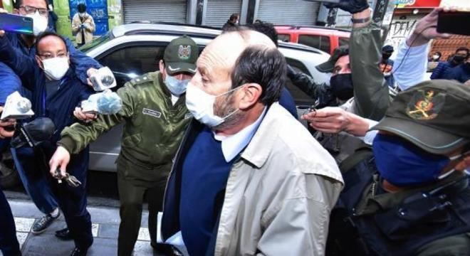 O ministro Marcelo Navajas é acusado de fraude na compra de respiradores
