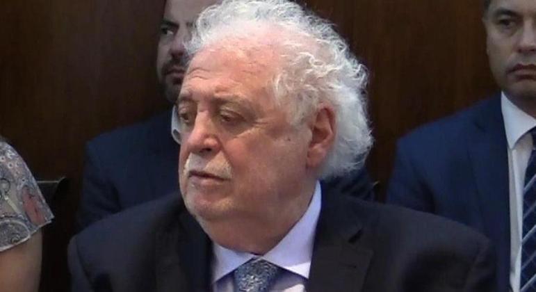 Ministro da Saúde da Argentina, Ginés González García