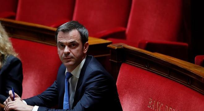 Ministro da Saúde da França, Olivier Véran