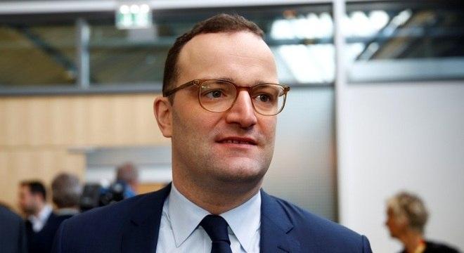Ministro da Saúde da Alemanha faz apelo à OMS