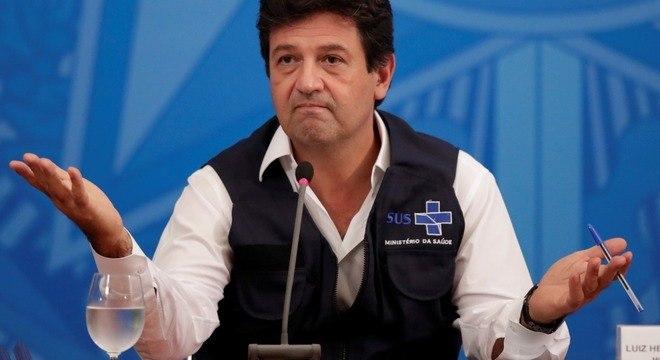 Luis Henrique Mandetta comandava Ministério da Saúde desde início do governo Bolsonaro