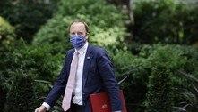 Caso extraconjugal faz ministro da Saúde britânico deixar cargo