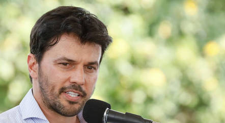 Na imagem, ministro Fábio Faria (Comunicações)