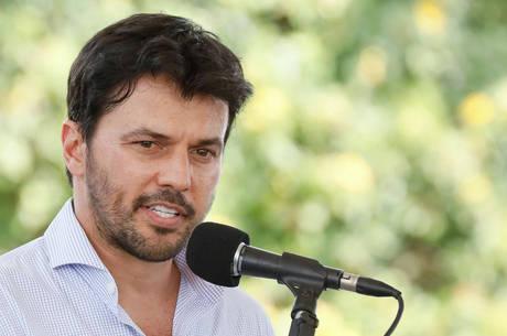 Ministro das Comunicações, Fábio Faria