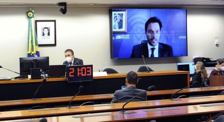 Fábio Faria afirmou que chegada do 5G ao Brasil vai revolucionar a vida das empresas