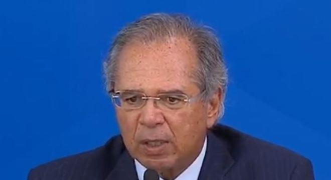 Paulo Guedes, ministro da Justiça