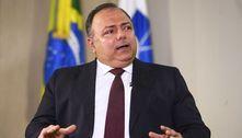 Brasil tem agulhas e seringas para iniciar vacinação, afirma Pazuello