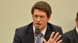 Salles: 'Discurso será de esclarecimento e oportunidades na ONU' (RENATO COSTA /FRAMEPHOTO/FRAMEPHOTO/ESTADÃO CONTEÚDO)