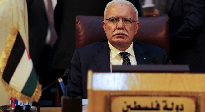 Ministro Riyad al-Maliki acusou Estados Unidos de ataque à lei internacional
