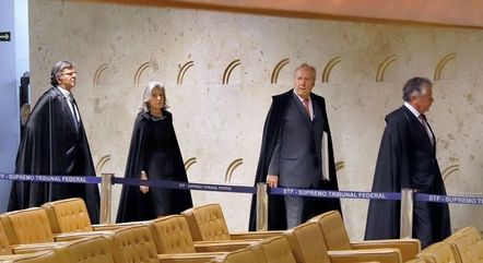 Todos os ministros da Corte acompanharam o relator, Ricardo Lewandowski