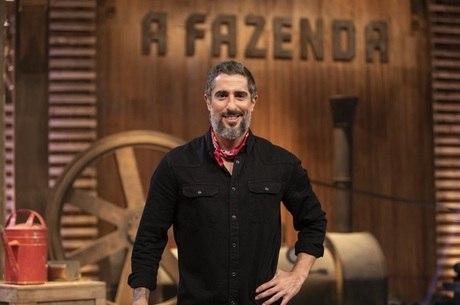 Marcos Mion comanda 'A Fazenda'