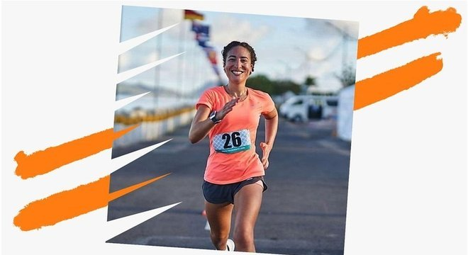 Miranda encara ultramaratonas como 'a coisa mais relaxante' que ela já fez na vida Miranda, 29 anos, Londres (Reino Unido)