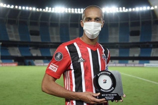 MIRANDA: O atleta, que foi convocado em 2018, hoje é zagueiro do São Paulo