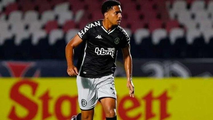 Miranda (zagueiro) - 51 partidas pelo Vasco.