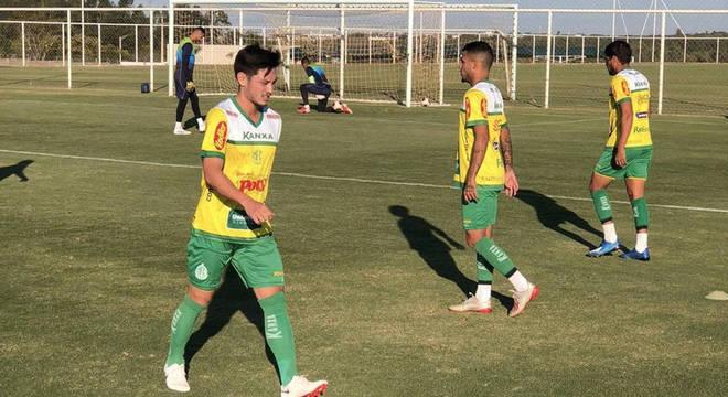 Equipes do interior fazem treinamento antes de retorno do Paulista