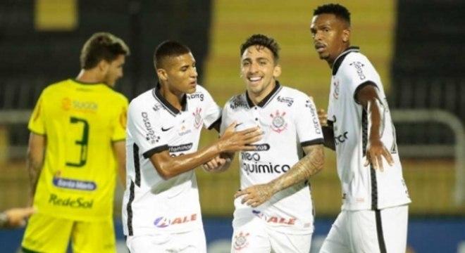 Mirassol x Corinthians