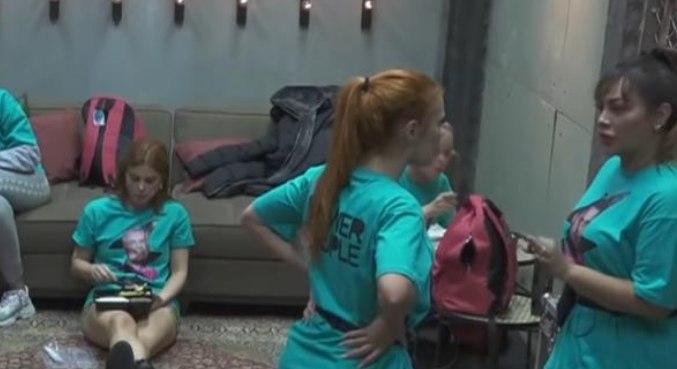 Márcia Fellipe e Mirella Janis se desentendem após Prova das Mulheres