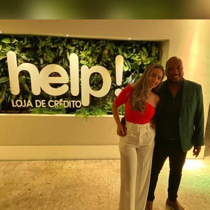DIA DOS NAMORADOS: Mirian Valentim e Waldir Junior são donos da franquia da Help!,