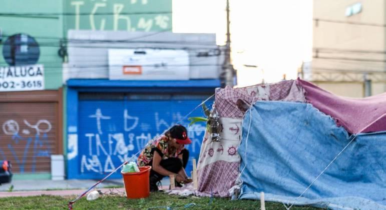 Mais de 20 milhões de brasileiros deixaram de se alimentar bem durante a pandemia