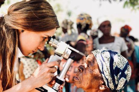 ONG Missão África atua nas áreas da saúde e educação