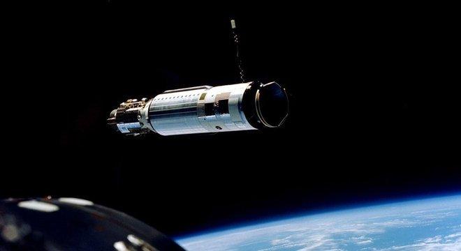 A Nasa realizou com sucesso a manobra de atracação em 1966