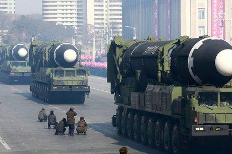 Programa de mísseis da Coreia tem avançado rapidamente