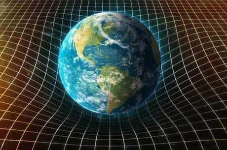 No Universo, espaço e tempo se modificam mutuamente