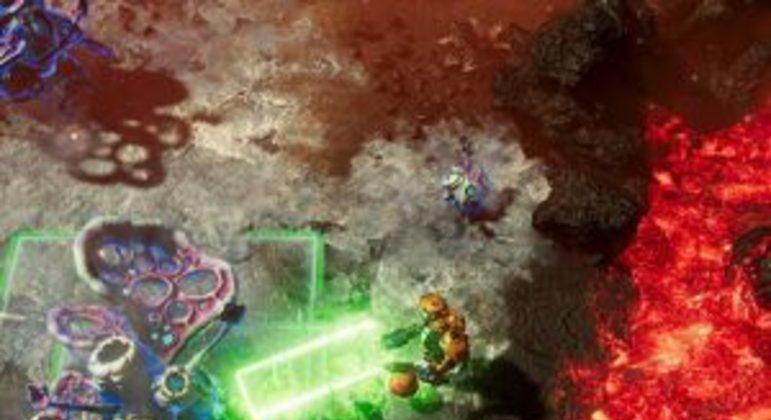 Mistura de estratégia, RPG e ação, The Riftbreaker chega ao PC e consoles em outubro