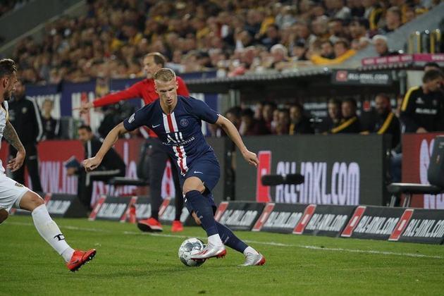 Mitchel Bakker – O lateral-esquerdo do PSG tem 20 anos e um valor de avaliado em 3,5 milhões de euros (cerca de R$ 23 milhões).
