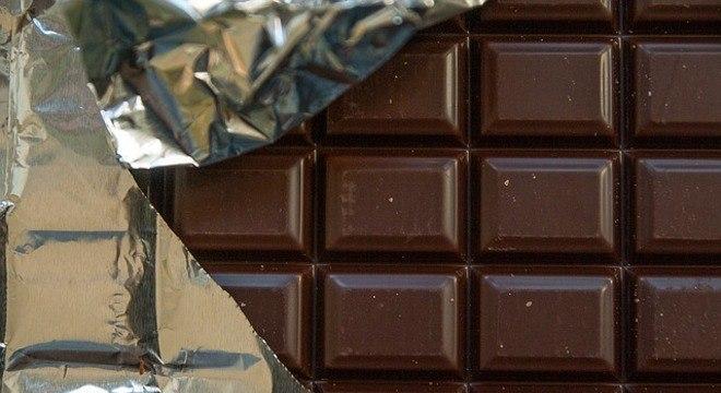 Prefira os chocolates com ao menos 60% de cacau