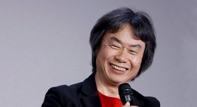Miyamoto revela que Nintendo fez esforço para eliminar imagem de marca infantil