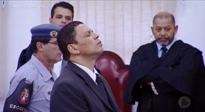 Mizael foi condenado a 22 anos e oito meses de prisão