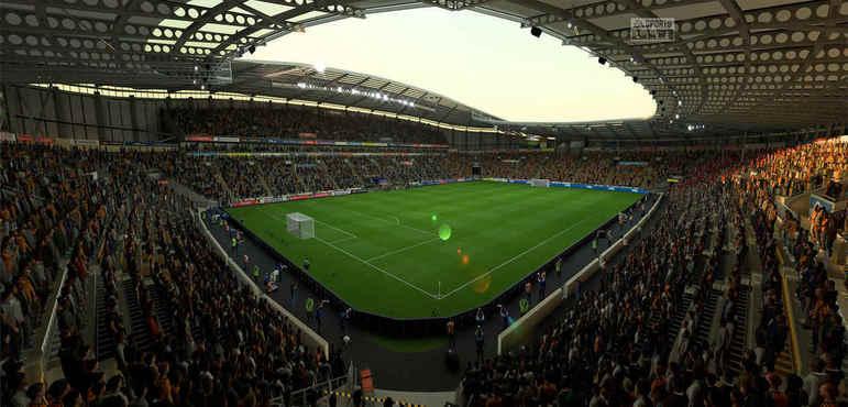 MKM Stadium - Inglaterra