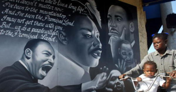 Há 50 Anos Assassinato Interrompia O Sonho De Martin Luther King