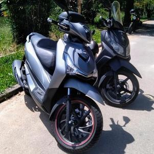Base da Citycom mas é outro scooter