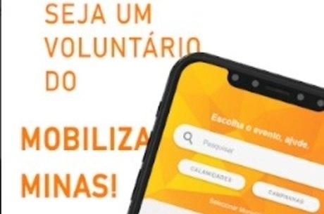 App está disponível para Android e iOS