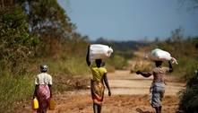 Sobreviventes do ciclone Idai lutam para voltar à normalidade