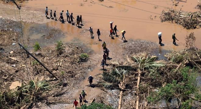 Ciclone afetou mais de 2,5 milhões de pessoas