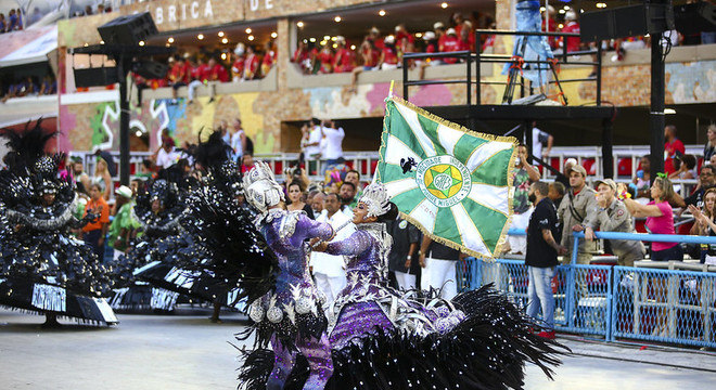 Escola foi a sexta colocada no Carnaval 2019