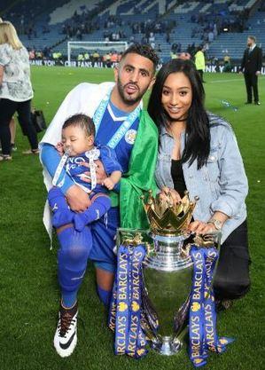 O jogador começou sua carreira no Leicester City antes de ser contratado pelo Manchester City