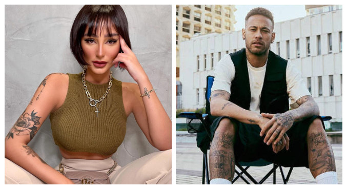 Anna Figueiredo recebeu apoio de Neymar após relatar agressões do ex-namoraro