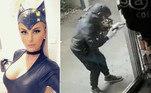 Uma modelo de Instagram, famosa por se fantasiar de Mulher-Gato, entrou demais na personagem e foi presa por cometer diversos roubos mascarada