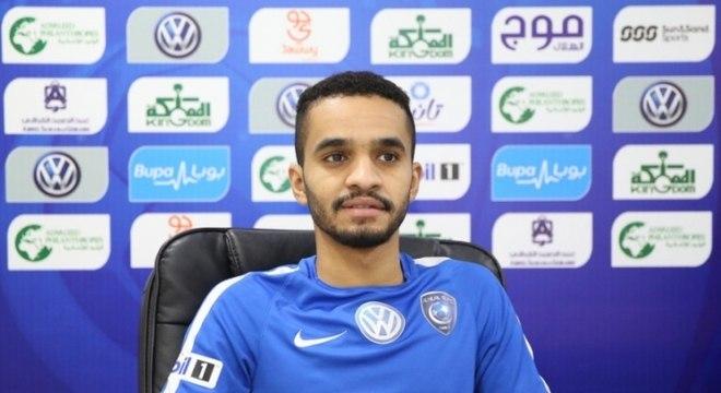 Mohamed Al-Burayk - Lateral-direito - Clube: Al-Hilal - É um lateral muito ofensivo, sendo importante na proposta de Juan Antonio Pizzi de 'ganhar campo' dentro das partidas,