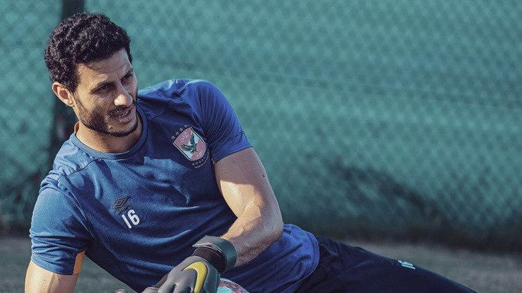 Mohamed El-Shenawy - Clube: Al-Ahly - Seleção: Egito - Posição: Goleiro - Idade: 32 anos - Valor segundo o Transfermarkt: 2,5 milhões de euros (aproximadamente R$ 15,11 milhões)