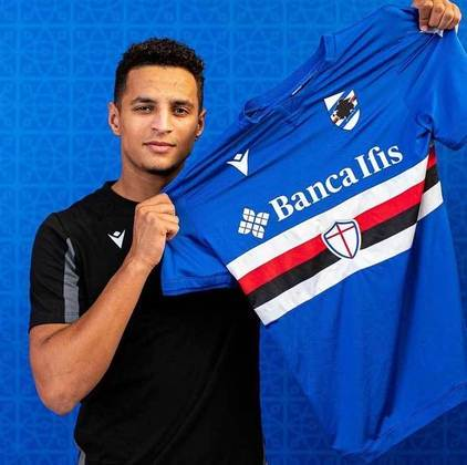Mohamed Ihattaren: Sampdoria - 19 anos - meio-campista