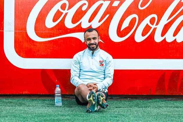 Mohamed Magdy Afsha - Meio campista do time egípcio, Magdy Afsha tem bons números na temporada, com três gols e uma assistência em oito jogos disputados.