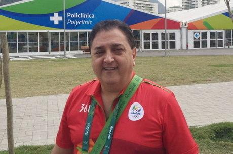 Moisés Cohen é presidente da comissão médica da FPF