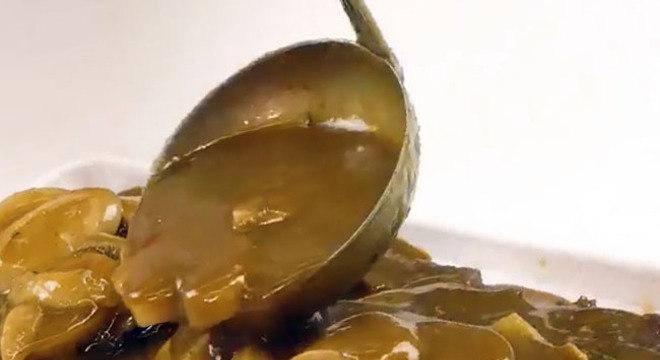 Molho Madeira Simples