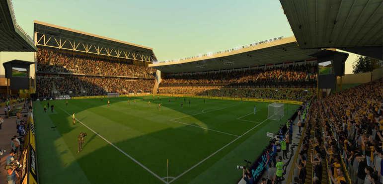 Molineux Stadium - Inglaterra