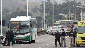 __Bolsonaro fala de sequestro: 'Hoje família de inocente não chora'__ (BBC NEWS BRASIL)